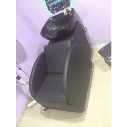 Fixed Arm Shampoo Chair