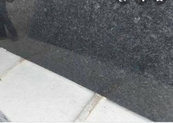 Polished Steel Grey Granite, Flooring, Thickness: 15-20 Mm