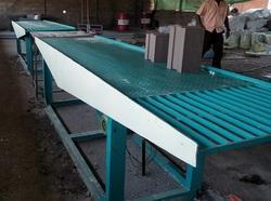 Rubber Mould Designer Tiles Making Machine