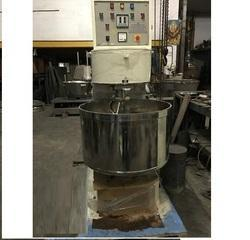 Stainless Steel Kneading Machine, 7 Hp