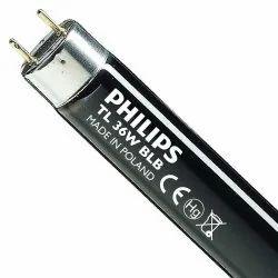 飞利浦荧光TLD36W-108黑色浅蓝色灯管