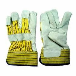 Chrome Canvas Hand Gloves