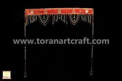 Peacock & Ganeshji Traditional Toran