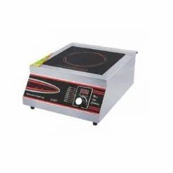 Induction Cooktop 3.5Kw Wok