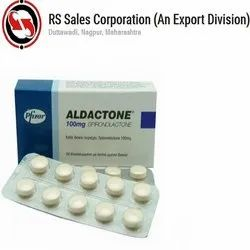 Aldactone 100mg Tablet