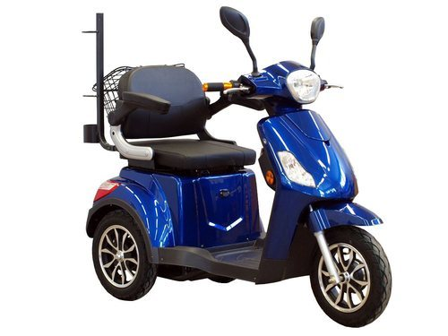 Three Wheel Electric Mobility Scooters