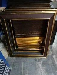 Gold Large Frame
