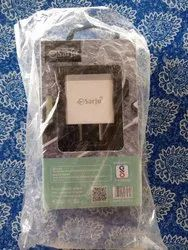 White Electric Sarju mobile charger