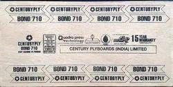 Century Bond  9 mm  710 Plywood