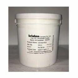 Versatile Interior Paint, Packaging Type: Bucket