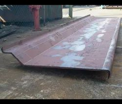 Bending Services - Tipper Body Parts, Upto 8/10mm Thk,10 Meter L