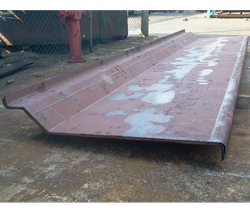 Steel Bending Services - Tipper Body Parts, Upto 8/10mm Thk, 10 Meter L