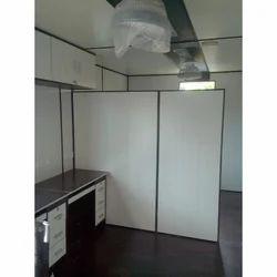 Portable Cabin Interior Partition