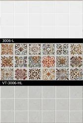 Glue Series 3006 (L, HL) Hexa Ceramic Tiles