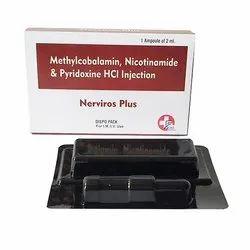 Methylcobalamin 1000 mcg   Multivitamins/2ML