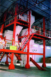 Vertical Animal Feed Plant