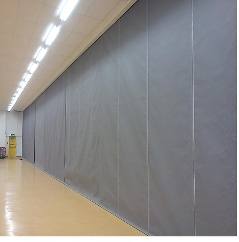 Fire Curtain Hospital Curtain Tracks Oem Manufacturer