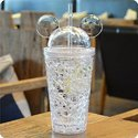 Plastic Mug Mickey Bottle-0065