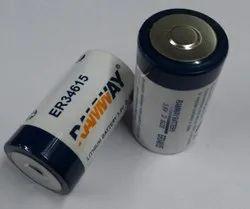 ER 34615 Ramway Lithium Battery