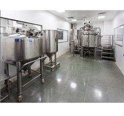 Pharma Herbal Syrup Manufacturing Machine
