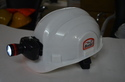 Safety Hard Hats With Torch