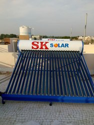 Three Hundred Fifty Liter Solar Water Heater