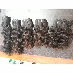Deep Weft Wavy Hair