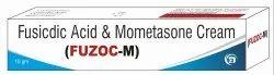 Fusicdic Acid,  Mometasone Cream