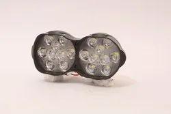 9 LED Double Shilong Fog Light
