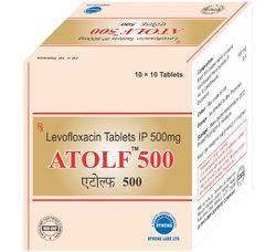 Levofloxacin Tablets IP 500 mg