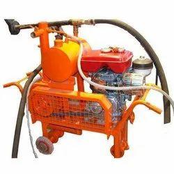 Air Compressor Petrol Pre Heating Machine