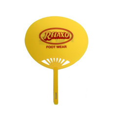 Relaxo (Yellow) Hand Fan
