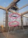 Aluminum Stairway Scaffolding Tower