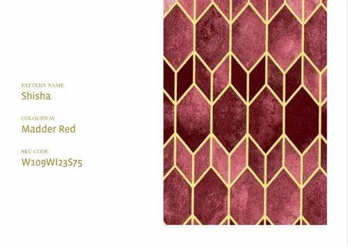 non woven shisha sabyasachi nilaya wallpaper area covering 57 sqft id 20503453188 non woven shisha sabyasachi nilaya
