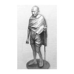 Fiber Gandhi Statues