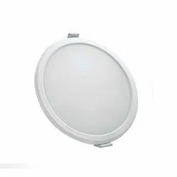 Cool White Downlight 15W Round LED Down Light, IP20