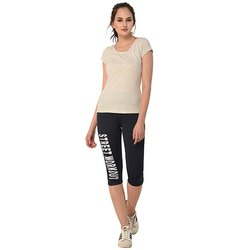 Ladies Street Workout Capri