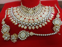 Kundan Bridal Jewellery Set
