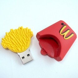 Soft PVC Flash Drive