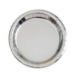 Swastik Paper Plate