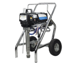 Airless Paint Sprayer - Petrol Engine Driven Airless Sprayer