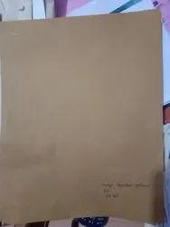 Brown Brownkraft Paper, For Packaging, Packaging Type: Roll