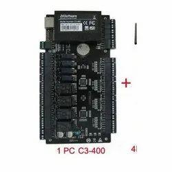 ZK TECO 4 Door Controller