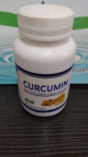 Sovam Curcumin Capsule, Packaging Type: Box