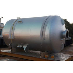 MS Fabricated Storage Tank, Capacity: 500-1000 L