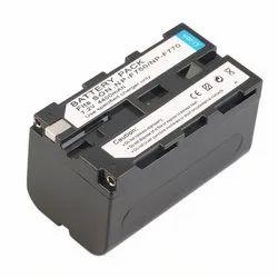 Sony 7.2 V Camcorder Lithium-Ion Battery, Capacity: 4400 mAh