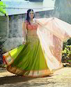Fancy Embroidery Lehenga
