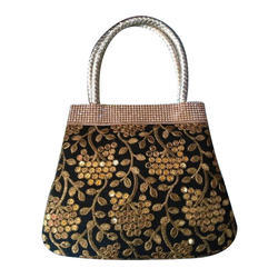 Embroidery soni handicraft Handicraft Handbag