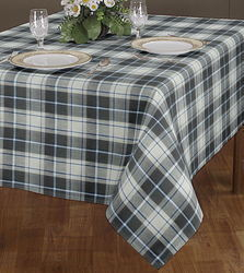 Yarn Dyed Woven Table Cloth