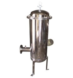 Water Filter Housing, For Industrial